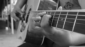 gitaarspelen